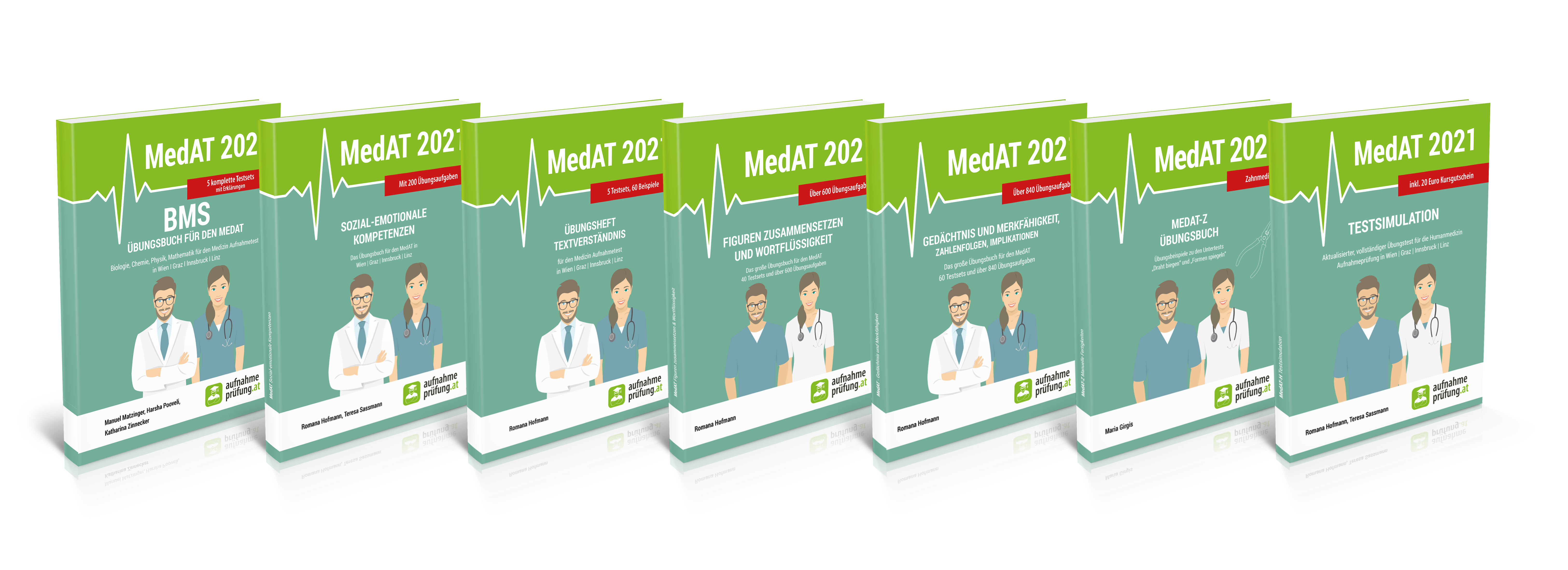 MedAT-Bücher-Serie